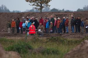 Opgraving Schammer, Leusden - Open dag